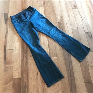 Old Navy Jeans - Old Navy Slim Bootcut Maternity Jeans